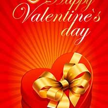 H5素材-爱情-爱心-礼物-结婚请柬-婚礼-礼盒