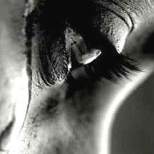 情感-哭泣-绝望-眼神-睫毛-H5素材